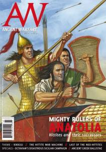 "Ancient Warfare 9.3, 2015 ""Last of the Neo-Hittites: Rise and Fall of Minor Kingdoms"""