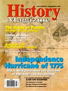 History Magazine Apr/May, 2013