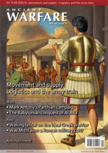 My most recent article, published in Ancient Warfare.