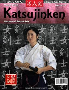 "Katsujinken 7, 2014 ""Boudica: Warrior Queen of the Iceni"""