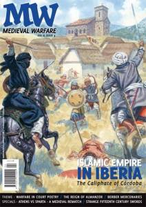 "Medieval Warfare 5.4, 2015 ""Desert Nomads Come to Europe: Rise of the Berber Mercenaries"" and ""On the Cover: The Sa'ifa"""