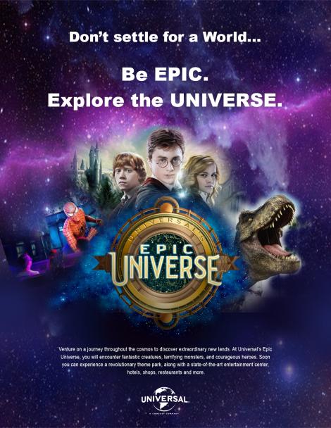 Erichs SAMPLE Universal Studios full ad FNL